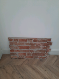 New York Rustic Brick effect tiles from 'My Brick Wall' website