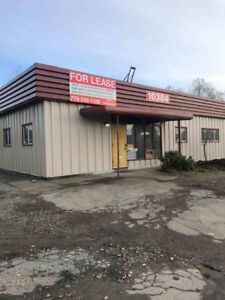 1/2 ACRE OF COMMERCIAL INDUSTRIAL RETAIL OFFICE AND LOT