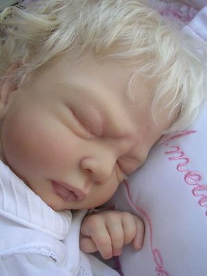"""Reborn """"Amelia Lauren"""" Baby Doll by Laura Lee Eagles Stacey Haskins Gorgeous"""
