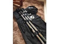 Xpole Xpert - 45mm static/spin pole £150