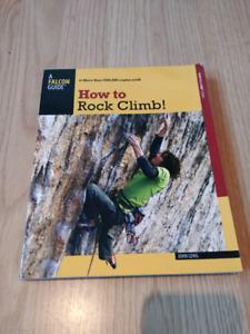 How to rock climb book