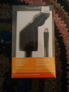Android/Blackberry car charger - BRAND NEW UNOPENED