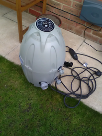 Bestway pump and cover