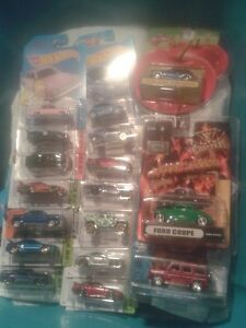Hot wheels and other brand cars 1:64 scale and 1:24 scale unopen