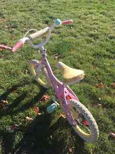 "14"" Girl's Used Bicycle"