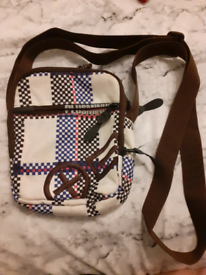 PlusMinus strap bag (inc. postage or £6 if collecting)