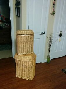 WILLOW HAMPERS/STORAGE