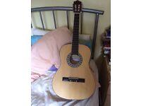 Martin Smith.3/4 Guitar like new,