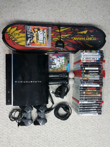 Playstation 3 with bundle