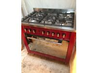 Range Cooker Electric and Gas