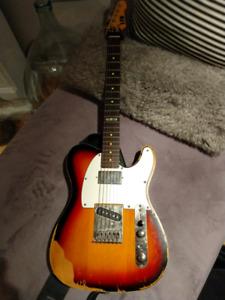 Guitare électrique Telecaster
