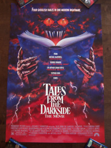 lot of 3 STEPHEN KING original movie theater posters