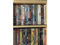 DVD collection - job lot