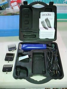 PET CLIPPER - ANDIS MODEL MBG-2 with guides