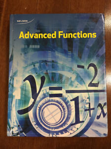 Nelson Advanced Functions Textbook Hardcover
