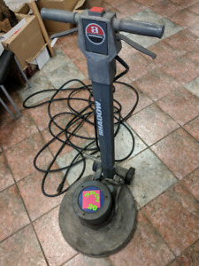 Floor Scrubbing, Buffing and Polishing Machine
