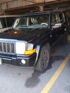 2007 JEEP COMMANDER LOADED