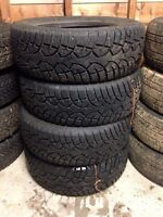 *** 4 LIKE NEW ALTIMAX ARTIC TIRES ***