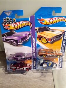 HOT WHEELS Super Treasure Hunts neuves 2017,2016,2015,et moins