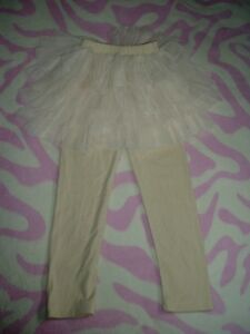 5T Girls --- Tutu Skirts with build-in Legging (Brand NEW)