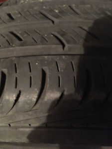 Continental Pro 195/65/r15 tires