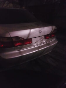 1998 Honda Accord Good Condition With Extras FOR CHEAP!!!