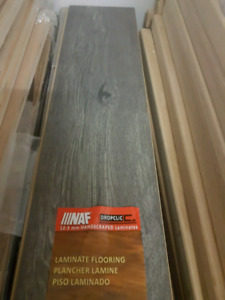 $80 for 80sq of Laminate Wide Plank Drop Click