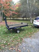 Utility trailer (REDUCED)
