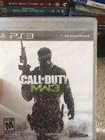 Unopened MW3 game for PS3