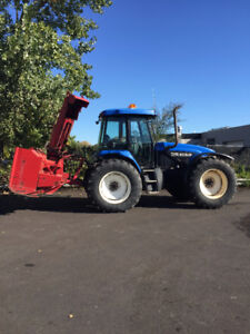 New Holland TV-140
