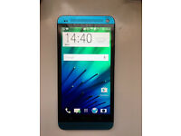 HTC ONE 4.7' 32gb BLUE Unlocked