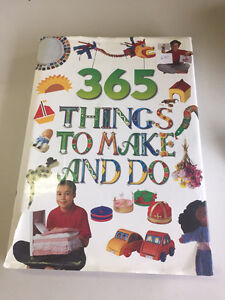 365 Things to make and do econd book