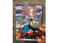 Santa's little engine DVD