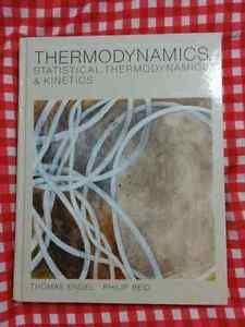 Thermodynamics, Statistical thermodynamics & Kinetics