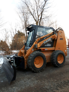 Case 450 Skid steer Loader bobcat- financing