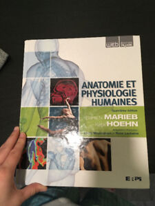 Anatomie et physiologie humaines (marieb)