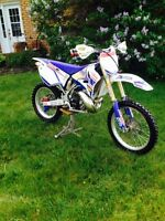 2006 yz 250 lots of upgrades