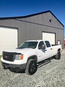 2012 GMC HD 3500 pickup for sale