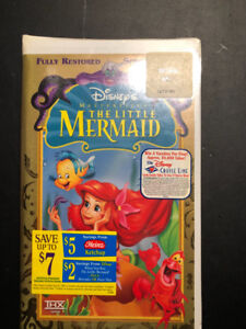 Disney VHS Tapes Collection