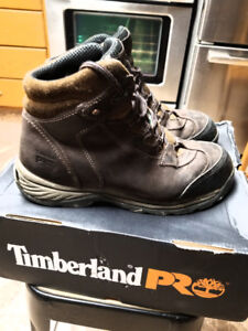 Work boots (used various sizes)