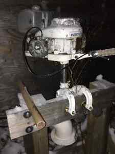 5hp jet boat motor 500 or best offer