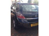 Vauxhall Astra 1,4sxi. 5 door. 09 reg