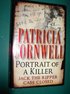 PORTRAIT OF A KILLER- Jack The Ripper Case Closed-1st Ed.