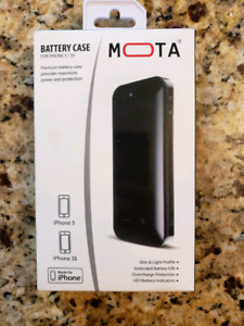 Battery case for iPhone 5 / 5s