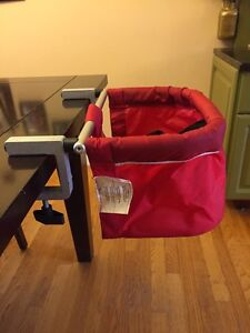 Phil and Teds travel high chair- PENDING PICKUP