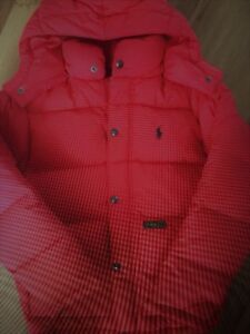 Polo Ralph Lauren Puffer Winter Jacket