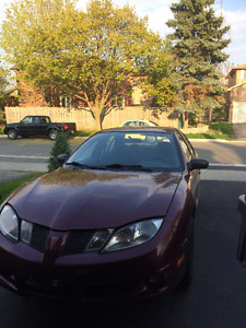 2003 Pontiac Sunfire $1500 or best offer. Good condition.