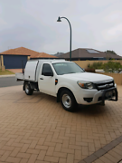 Ford 2011 PK Ranger XL manual turbo diesel Byford Serpentine Area Preview