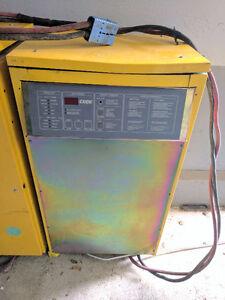 Exide 36V Forklift Battery Charger 600V 3 Phase