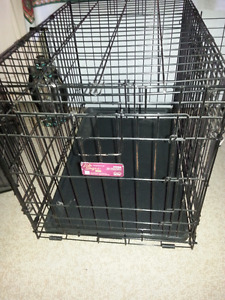 Medium 2-Door Dog Kennel (Access Incl) - NEW CONDITION